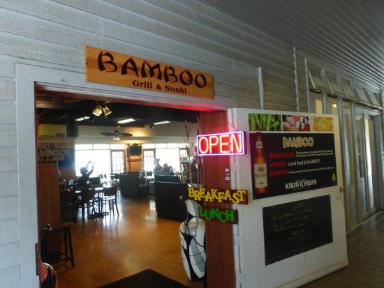 Bamboo Grill And Sushi: Bamboo