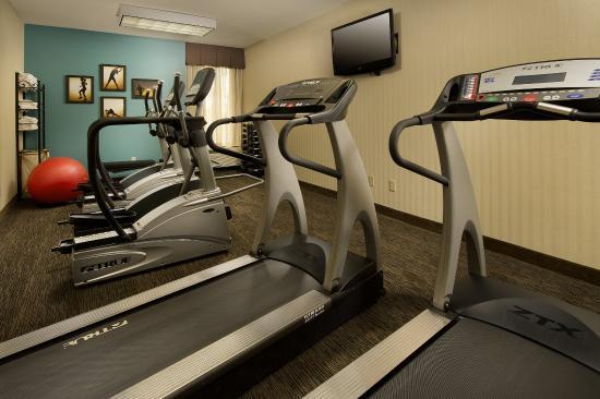 Drury Inn & Suites Jackson Ridgeland : 24-Hour Fitness Center