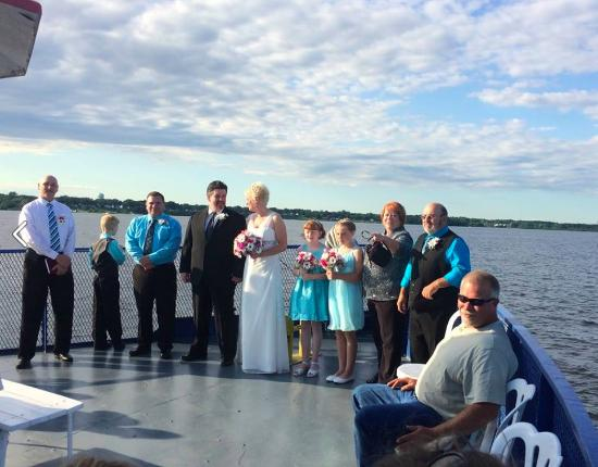 Port City Princess Wedding On The Water