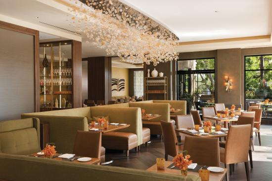 Four Seasons Hotel Los Angeles at Beverly Hills: Culina, Modern Italian Restaurant Dining Room