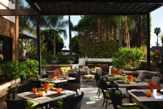 Charming Four Seasons Hotel Los Angeles At Beverly Hills: The Patio At Culina,  Modern Italian