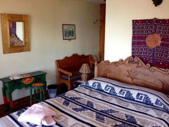 Hotel La Casa del Mundo: Standard room