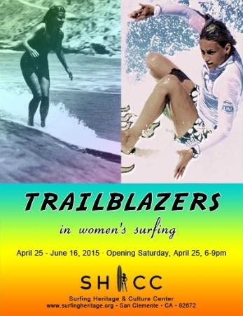 San Clemente, CA: SHACC exhibit opening April 25, 2015