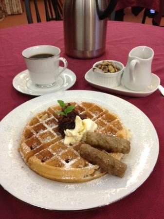 Inn at Pine Terrace : Great breakfast!