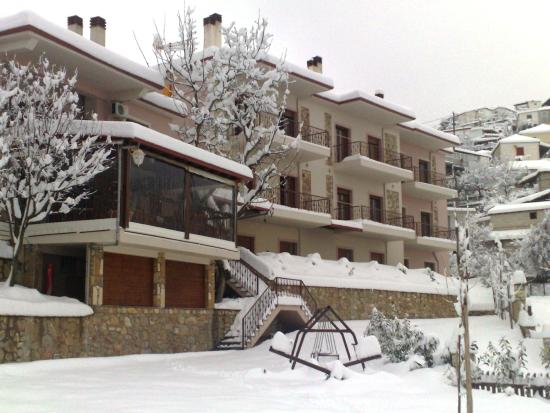 Θραψίμι, Ελλάδα: Χειμώνας