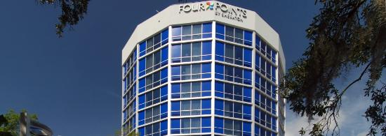 Four Points by Sheraton Tallahassee Downtown: Exterior