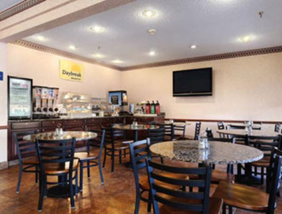 Days Inn & Suites Airport Albuquerque: Breakfast Area