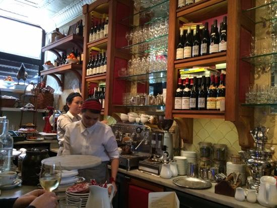 Brunch Buvette NYC - Picture of Buvette Gastrotheque, New