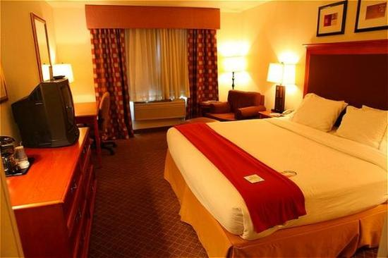 Holiday Inn Express Park City: Single Bed Guest Room