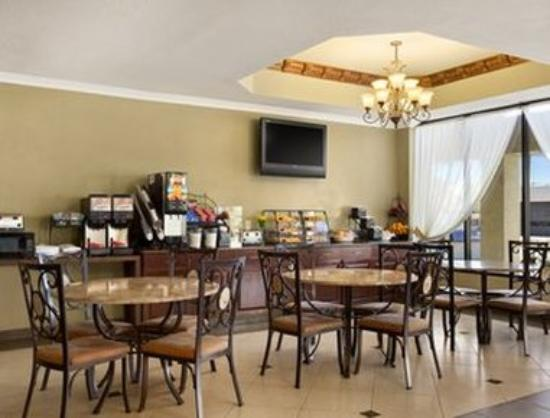 Howard Johnson Inn & Suites Reseda: Breakfast Area