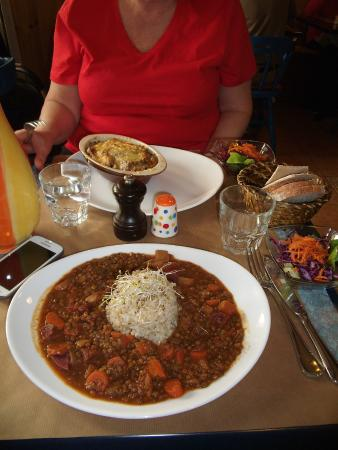 Chez Helen: Curry de lentilles