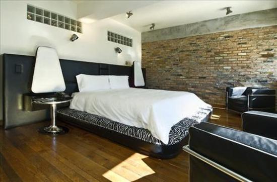 Pelican Hotel Room