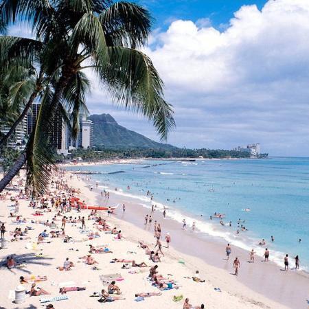 Royal Kuhio Resort : RKWaikiki Beach