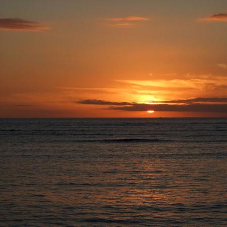 Royal Kuhio Resort : Sunset Hawaii
