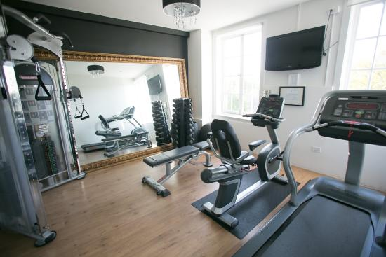 The Culver Hotel: FitnessCenter