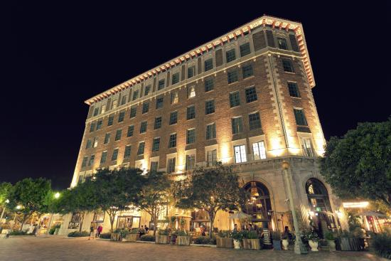 The Culver Hotel: ExteriorView