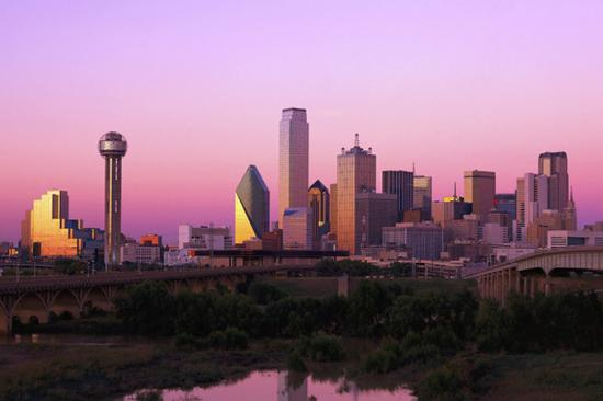 The Highland Dallas: Dallas Skyline