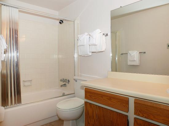 Storm Meadows Club Condominiums : Bathroom