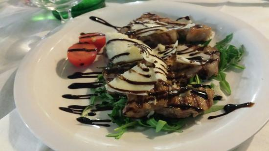 Ai due Leoni : Ottimo ristorante, cibo delizioso e organizzazione perfetta!!