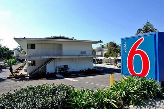 Motel 6 Santa Barbara - State Street: MExterior