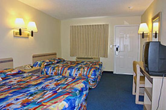 Motel 6 Los Angeles - Van Nuys/Sepulveda: MDouble