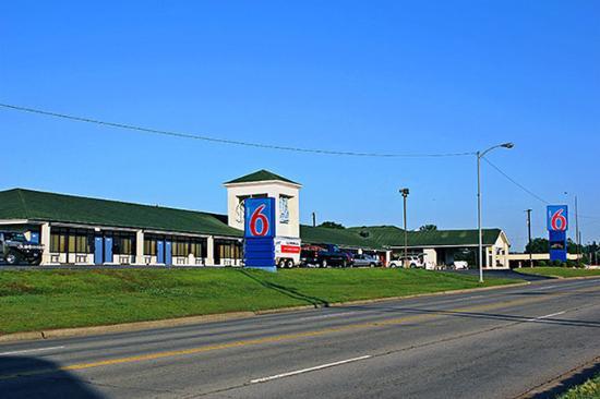 Motel 6 Sallisaw