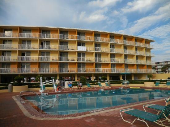 Best Western Daytona Inn Seabreeze Pool And Hotel
