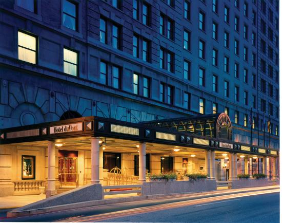 Hotel Review g d Reviews Hotel du Pont Wilmington Delaware.
