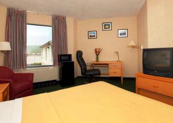 Quality Inn Binghamton West: Room