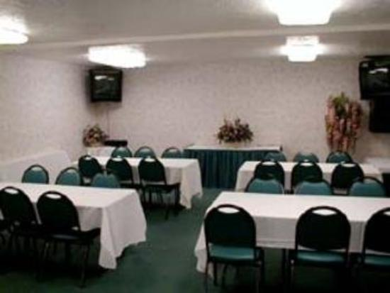 Quality Inn South Bluff: Meeting Room