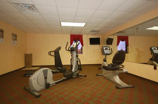 Ramada Murfreesboro: P Fitness Center