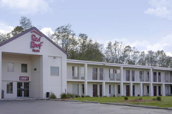 Red Roof Inn Hagerstown - Williamsport, MD: Exterior