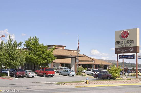 Red Lion Hotel Wenatchee: Exterior
