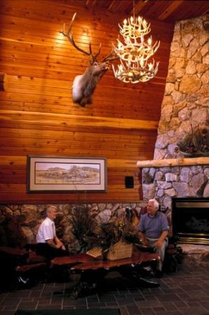 Lodge at Palmer Gulch: Lobby