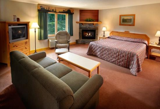 Lodge at Palmer Gulch: Lodge Room