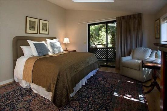 Noyo River Lodge: Guest room