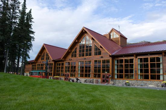 Denali Princess Wilderness Lodge: Exterior View