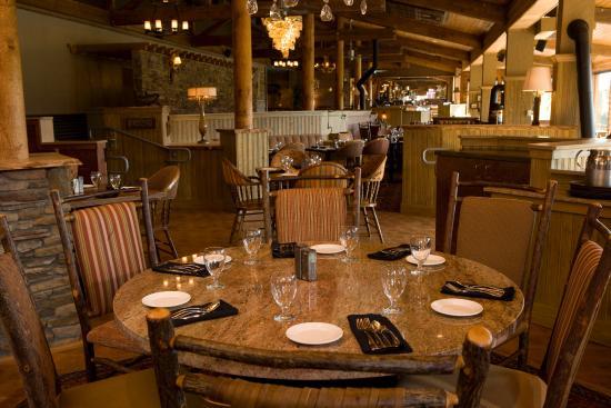 Denali Princess Wilderness Lodge: Restaurant