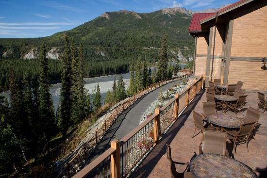 Denali Princess Wilderness Lodge: View