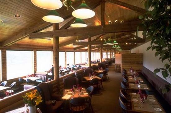 Denali Princess Wilderness Lodge: summit dining room