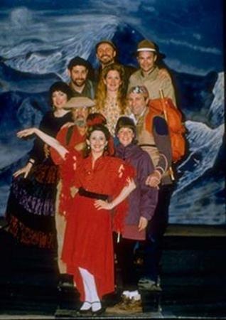 Denali Princess Wilderness Lodge: deanli dinner theatre