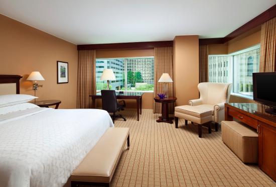쉐라톤 시애틀 호텔