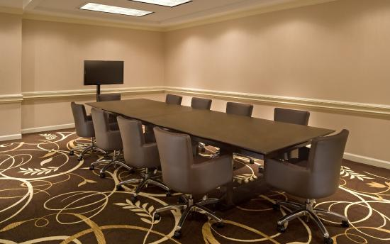 Sheraton Nashville Downtown Hotel: Executive Board Room
