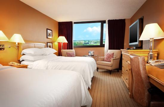 Sheraton Fort Lauderdale Airport & Cruise Port: Double Bed Guest Room