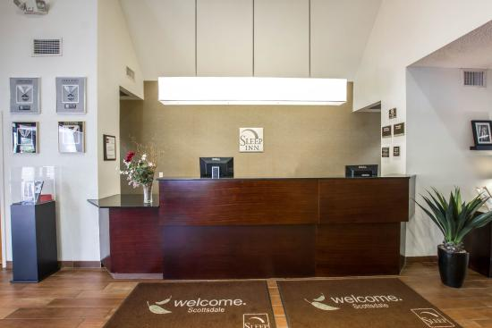 Sleep Inn at North Scottsdale Road: Az Lobby