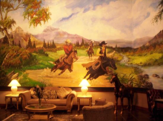 Kiva Hotel Amarillo: Lobby