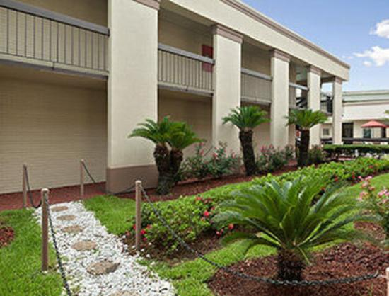 Travelodge New Orleans West Harvey Hotel: Exterior Landscaping