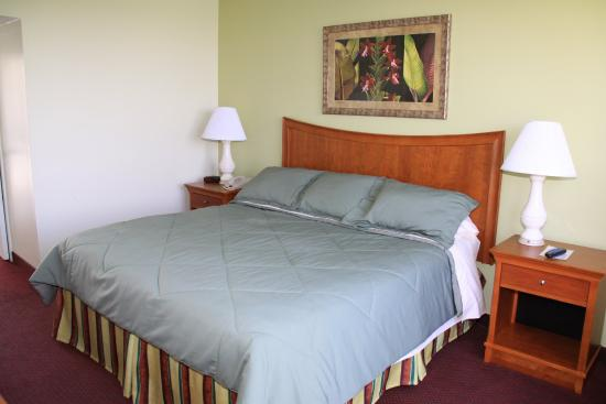 port labelle inn: GUEST ROOM