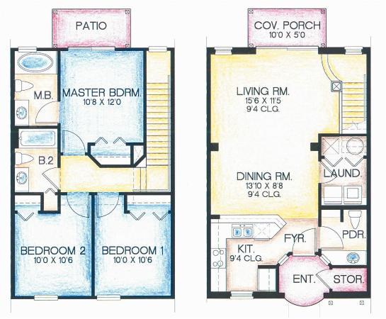 Floorplan Picture Of Hapimag Resort Orlando Kissimmee