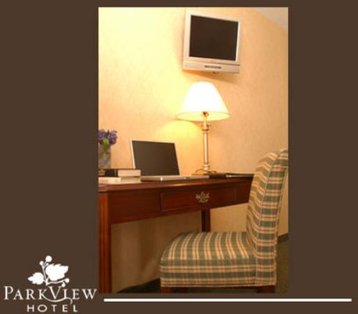 Parkview Hotel: Business travel accomadations